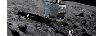 Rizgjohet roboti Philae, dergon mesazh nga kometa