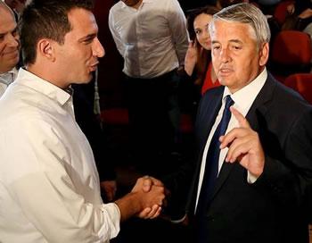 Veliaj falenderon Ramen, Meten dhe Kosoven: Meriton respekt!