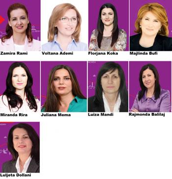 Zgjedhjet me 9 femra fituese, derrmojne rivalet e PD ne Jug