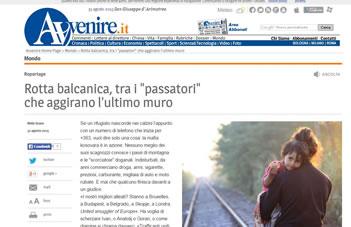 'Rruga e Ballkanit', reportazhi per mafian kosovare ne trafikun e emigranteve