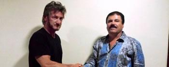 Zbardhet intervista, ja cfare bisedo Sean Penn me El Chapon
