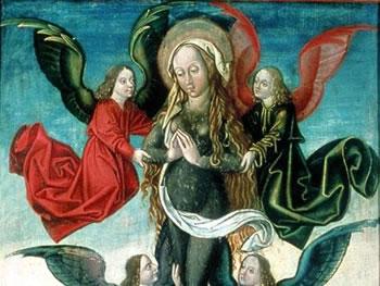 Nje tjeter tekst i vjeter flet per lidhjen e Krishtit me Maria Magdalenen