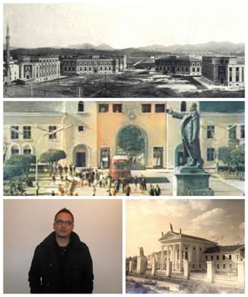 Arkitektura shqiptare gjate realizmit socialist
