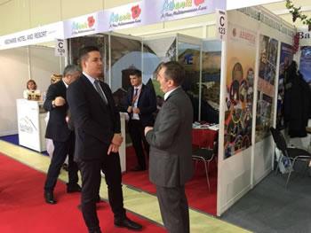 Turizmi shqiptar prezantohet ne tregun rus
