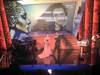 Ermonela Jaho e para shqiptare  qe fiton OSCAR-in e Operas