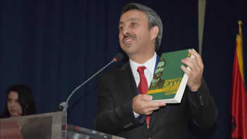 Ne Tirane fillon simpoziumi 'Sami Frasheri, intelektuali i dy popujve'