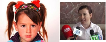 Nena e Bleona Mates: E kane pare ne Angli, vajza u shit