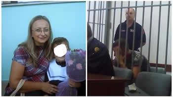 Shtypi nenen e dy femijeve, Memollari ne gjyq: Jam penduar