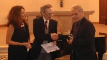 Visar Zhiti nderohet ne Itali me cmimin 'Gjuha e shpirtit'