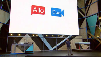 Google prezanton aplikacionin Allo (Video)