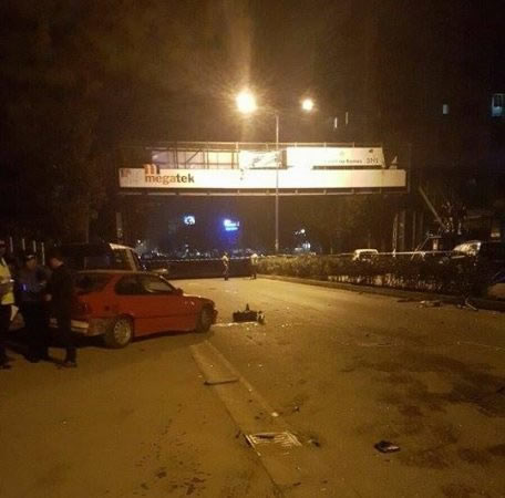 Tmerri ne Kamez/ Flet polici i plagosur: Per gjysme ore mbaronim turnin