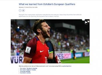UEFA: Shqiperia nuk eshte me surprize