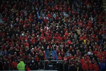 Tifozet Kuq e Zi bojkot Kombetares ne shtepi