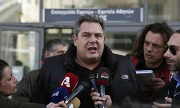 Ministri grek i Mbrojtjes: Te papranueshme deklaratat fyese te Tiranes