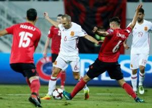 Spanje - Shqiperi luhet ne Afrike?!