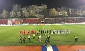 Partizani fiton derbin; Demat 'zot' ne shtepine bardheblu