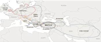 'The New York Times': Gjuha Shqipe ne mesin e 3 gjuheve me te vjetra ne bote