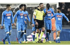 Dy ndeshje ndaj Juves, masa te rrepta ne Napoli
