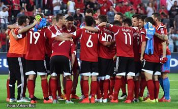 Shqiperia renie rekord ne renditjen e FIFA-s pas dy humbjeve