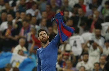 Bashkelojtaret dhe kundershtaret njezeri: Messi eshte special
