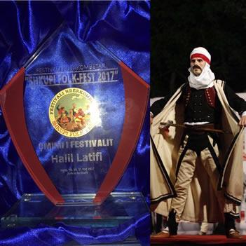 Ansambli i kengeve dhe valleve 'ILIRIDA' fiton nje tjeter cmim