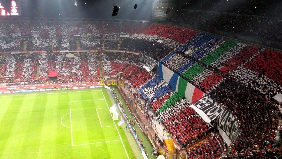 Milan-Juventus, e jashtezakonshme cfare po ndodh ne 'San Siro'