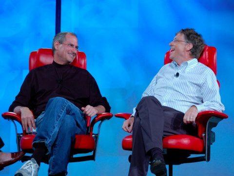Teknologjia shkaterruese per femijet, ja cfare kane paralajmeruar Bill Gates dhe Steve Jobs